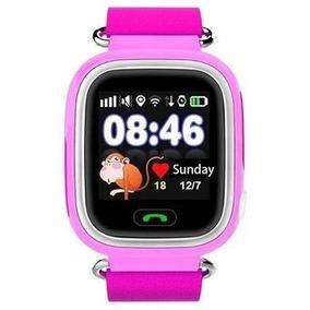Reloj Gps Para Niños, Q90 Localizador Touch Smart Watch