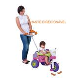 Velocípede Infantil Bebê 1 Ano Menina Velotrol Barato 3515