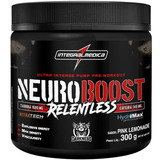 Neuroboost Relentless (300gr) - Limão - Integralmedica