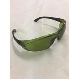 Óculos De Proteção Ss4-v Ar Verde Com Preto- Kit C 20 Unids 9c41f2f80d