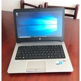 Laptop Hp 640 G1 I5 4ta Gen. 4gb En Ram Y 320gb En Disco