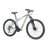Bicicleta Mercurio Ranger Rodada 26 Aluminio 21 Vel 2018