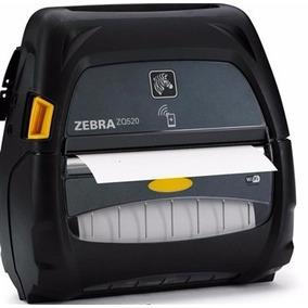 Impressora Zebra Portatil Zq520 4