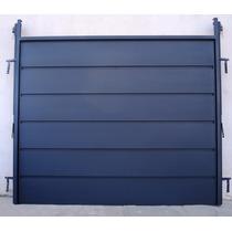 Portón Garage Levadizo Automático Bari Chapa 18 Tecnooeste