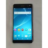 Sony Xperia C5 Ultra, Modelo E5506, Color Negro, Liberado