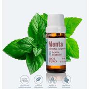 Aceite Esencial 100% Puro Orgánico Menta
