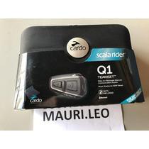 Intercomunicador Scala Rider Q1 Duplo