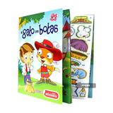 Libros Cuentos Infantiles El Gato Con Botas Con Stickers