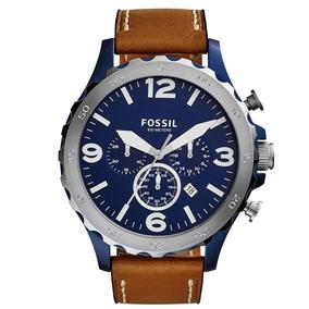 Relógio Masculino Fossil - Pulseira. Couro - Jr15040an