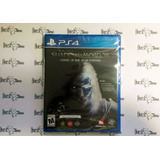 Shadow Of Mordor Ps4 Edicion Game Of The Year - Middle Earth