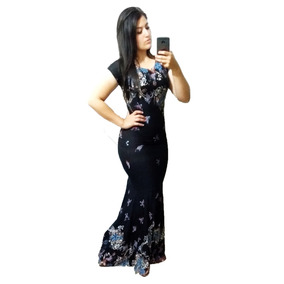 Vestido Sereia Evangélica Estampas Lindas