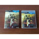 Resident Evil Playstation 3 Ps3