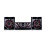 Equipo De Sonido Minicomponente Lg Cj44 480 Watts Bluetooth