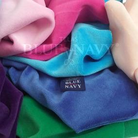 Tela Plush Terciopelo Por 5 M Varios Colores (103 $ X M)