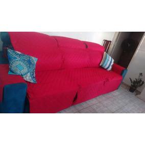 Protetor De Sofa Retratil 2,80 Com 3 Mod[forrado]