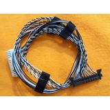 Cabo Lvds Tv Lcd Samsung 40 Polegadas - Ln40r71bax Ln40r71