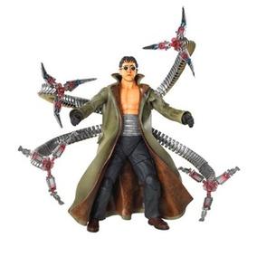 Spider Man 2 Doc Ock Dr Octopus Toy Biz Marvel