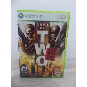 Army Of Two 40 Day - Xbox 360 Original