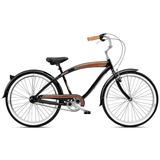 Bicicleta Nirve Forty Nine 3v Preto - Tam: 18