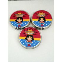 50 Rótulos Personalizados Adesivos Latinhas 5x5 Mint To Be
