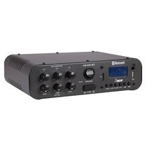 Receiver Amplificador Nca Ab 100 Bluetooth Som Ambiente 100w
