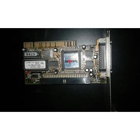 Placa Controladora Scsi Pci Tekram Dc390