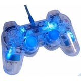 Control Pc Analgo Tipo Play Color Azul Envio Gratis!