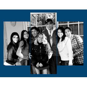 Cuadros Con Fotos Familiares Awesome Cuadro En Lienzo Familiares