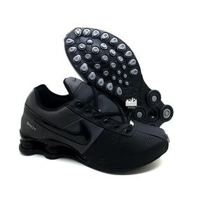 Ténis no Nike Shox Masculino Nike Shox Preto no Ténis Mercado Livre Brasil  7eb124 e38d57413b424