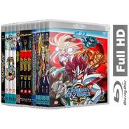 Saint Seiya Completo Em Blu Ray