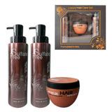 Shampoo + Enjuague + Tratamiento Nuspa Pack Oferta