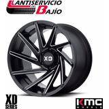 Rin 22 Ford Lobo Lariat Platinum 6x135 20x10.0 Mod. Xd834