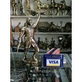 Busto Parado De Bolognesi En Bronce