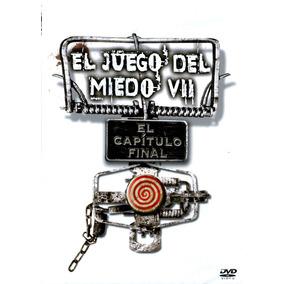 Dvd El Juego Del Miedo 7 ( Saw 7 ) Capitulo Final - Kevin Gr