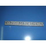 Insignia Baul Auto Chevrolet Accesorios Repuestos