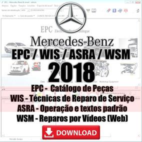 Mercedes Benz Catálogo Eletrônico Wis Asra 2018 - Download