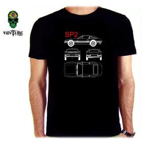 c9724e7c7a315 Camiseta Vw Sp2 P M Camisetas - Camisetas e Blusas no Mercado Livre ...