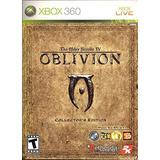 The Elder Scrolls Iv Oblivion (edición Coleccionista) -xbox