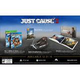 Just Cause 3 Edición De Colección Ps4