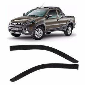 Calha De Chuva Palio / Pick-up Strada Todos 02 Portas Fiat