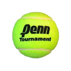 Pelotas Penn Tournament Sello Negro Unidad Padel Tenis Penn