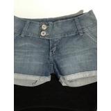 Shorts Jeans Tamanho 42 Planet Girls Semi-novo