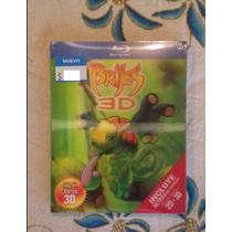 Película Blu-ray, Brijes 3d. Original Nueva Con Lentes 3d