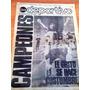 Clarin Argentina Campeon Mundial 79 Japon Publicidad Quilmes