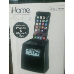 Radio Reloj Alarma Acople Con Iphone. Ipod Touch O Ipod Nan
