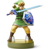 Amiibo Link Skyward Sword The Legend Of Zelda Nuevo Original