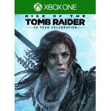 Rise Of The Tomb Raider: 20 Años Celebración - Xbox One - Of