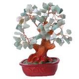 Crt Gucy 6 7 Feng Shui Crystal Money Tree Piedra De Cua...