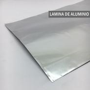 Lamina Repujado Plancha Aluminio Turk 0,1 Mm 50x30 Cm
