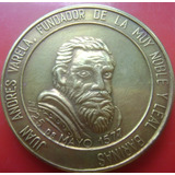 Moneda Cuatricentenario De Barinas Bs. 320._